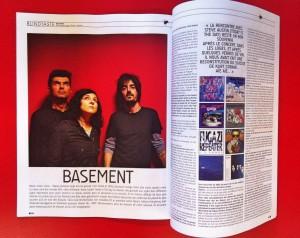 basement dans noise