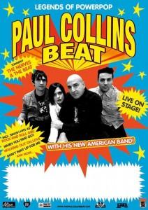 paul collins beat