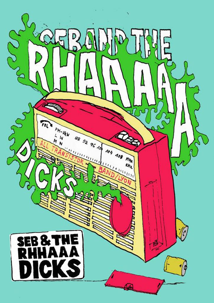 affiche seb and the rhaa